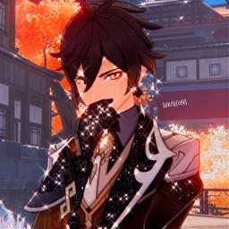 freetoedit icons icon pfp anime animepfp animeicon animeicons zhongli zhongligenshinimpact genshinimpact