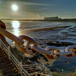 asturias photography beach sunrise landscape hdr