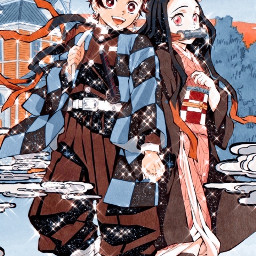 freetoedit icons icon pfp anime animepfp animeicon animeicons demonslayer demonslayerkimetsunoyaiba tanjiro zenitsu inosuke nezuko