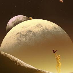 planet planets freetoedit