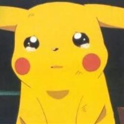 freetoedit 56 hashtags pikachu sad depressed depression anime pokemon poké pokémon mon pokeball pokéball trainer sadpikachu rip