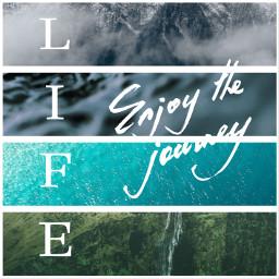 enjoylife journeybegins