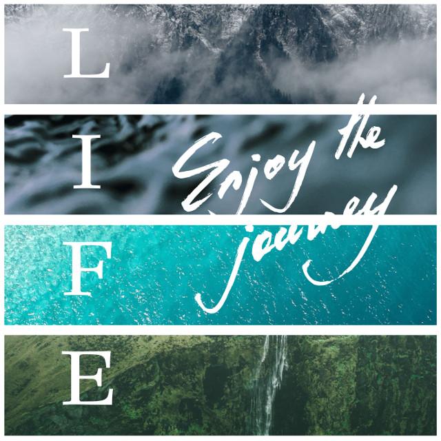 #enjoylife #journeybegins