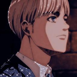 armin icon arminarlert arminedit shingekinokyojin attackontitan aot eren mikasa annie anime freetoedit