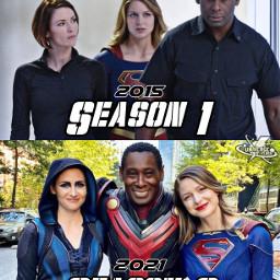 supergirl karadanvers karazorel melissabenoist supergirlcw supergirlseason1 supergirlseason6 arrowverse dccomics thecw