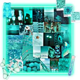 aesthetic tumblr darkteal verdeaguaescuro tealvibes freetoedit