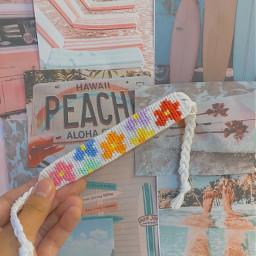 freetoedit flower indie y2k bracelets