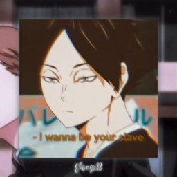 boy animeboy anime haikyuu sunarintarou suna rintarou