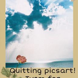 freetoedit quittingpicsart picsart 16followers