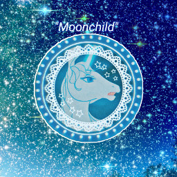 freetoedit remixit nondisney animash thelastunicorn amalthea ladyamalthea unicorn blue azul stars estrellas aesthethic blueaesthetic magical medieval angelgirl angelical moonchild phonewallpaper fondodepantalla