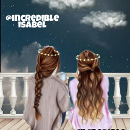 bff watchingthestars  𝑀𝑦 incredible_isabel adcre-cloud   ☃︎ freetoedit watchingthestars adcre