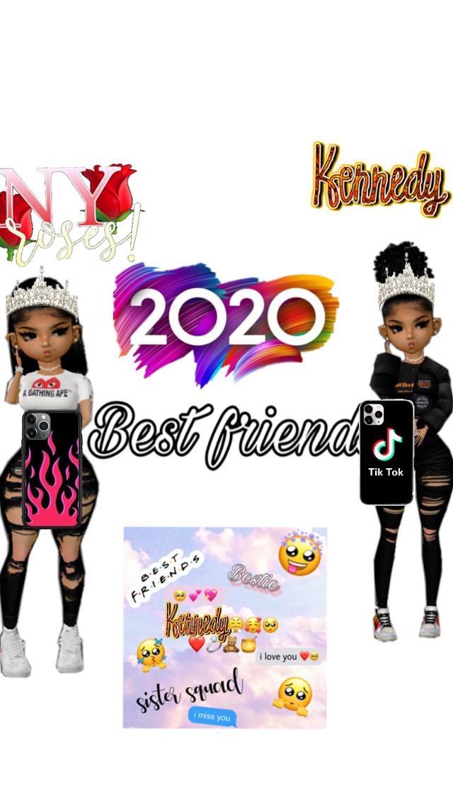 #bestfriendsforever #rideordie @certifedkay_0