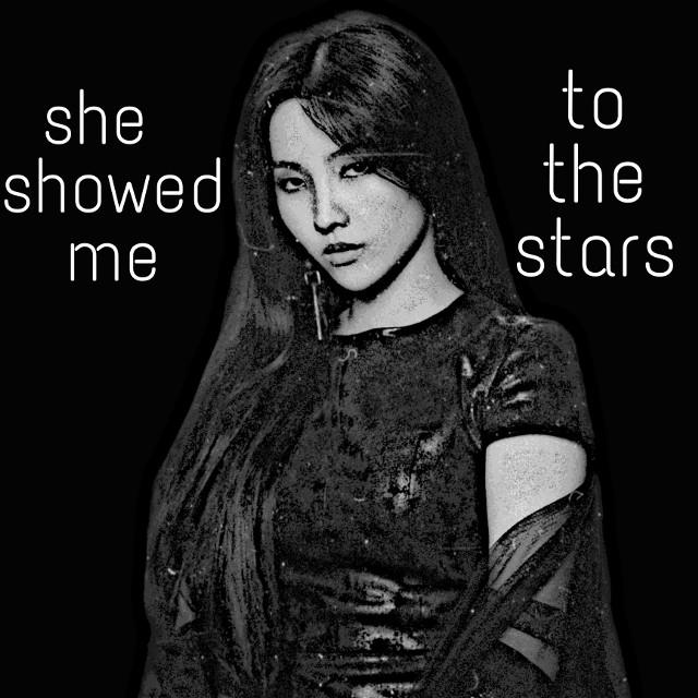 She showed me to the stars ✨ #soyeon #yuqi #minnie #miyeon #soojin #shuhua #gidle #ohmygod                Spotify Zimzalabim - Red Velvet  2:23 == ====O---- 3:11   Idol:soyeon Group:(g)i-dle Type:cool