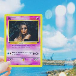 pokemon card pokemoncard pokemons ash aesthetic aesthetics artsy replay replays nintendo anime freetoedit