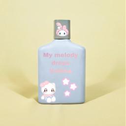 freetoedit mymelody hellokitty kawaii pink aesthetic art white cute compition