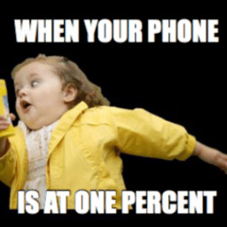 phone girl funny meme