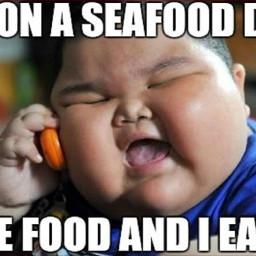 seafood meme funny