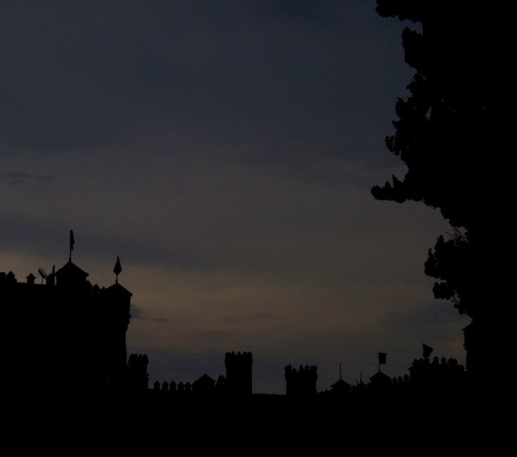 #night #castle #gto #dark #shadow #sunset #original