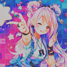 freetoedit animegirl cute fantasy