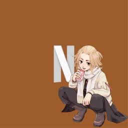 freetoedit anime animeicon iconanime animeapp appanime animeiconapp animeappicon brownicon brownanime brownapp appbrown iconbrown animebrown tokyoregengers