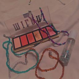freetoedit indie indiekid necklace makeup aestheticiguess