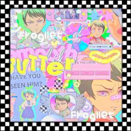 freetoedit frogllet anime animeedit demonslayer kimenstunoyabia yushiro ladytomayo inosuke tanjiro kamado zenitsu nezuko
