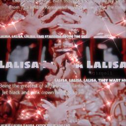 freetoedit lisa blackpink lalisa money lalisaloveme