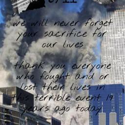 freetoedit 911memorial 9112001wewillneverforget 911remembrance 911neverforget 911memorialmuseum twintowersmemorial 2001 9 remember september112001