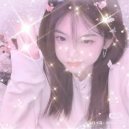 freetoedit pink soft kawaii cute sweet glitter shine sparkle ulzzang girl korean japan pastel pale softgirl angelic angelcore dream dreamy fairycore pretty girly princess lovely