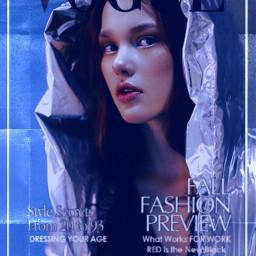 freetoedit heypicsart makeawesome picsart model vogue voguecover trending blue mask foldmask love share save remixit unsplash