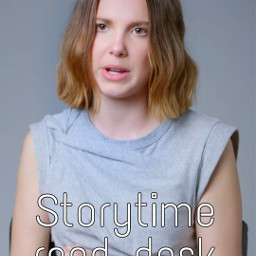 storytime milliebobbybrown freetoedit local