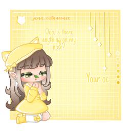 1804 yellow edit freetoedit gachaclubedit gacha yellowgachaclubedit freetoedit _________________________________________________ ✨ local