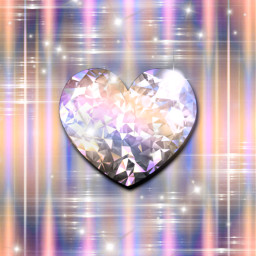 freetoedit glitter sparkle galaxy heart love bling diamond crystal holographic pink pastel cute kawaii colorful art stripes pattern aesthetic overlay background replay