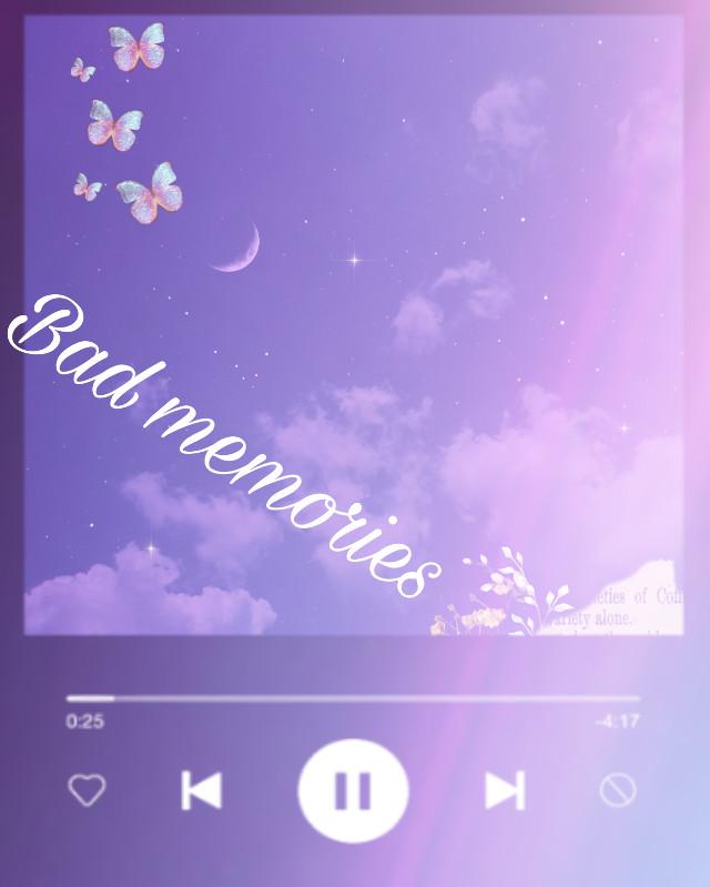 #badmemories#pastel