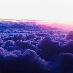 clouds freetoedit picsart local