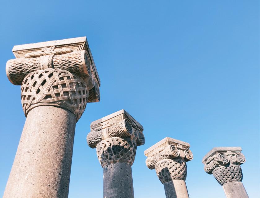 #column #oldbuilding #armenia #architecture #background #remixme #minimalism