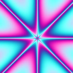 pink blue kelidoscope25 series freetoedit local