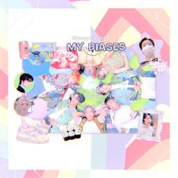 freetoedit ateez nct p1harmony nctzen atiny p1ece aesthetic cute rainbow graphic joongwrld kpop