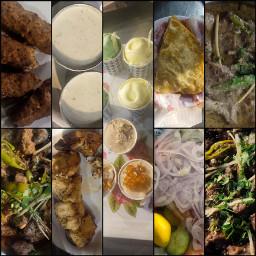 food pakistan karhai kabab sekh boti icecream yummy mrmwsk freetoedit