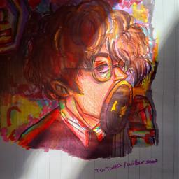 - e idk whydoihavetoaddahashtag freetoedit remixit interesting oc art anime whatamidoingwithmylife drawing sketch stuff myart lol portrait fanart wilbursoot wilbur dreamsmp mcyt local