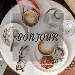 freetoedit remix wallpaper goodmorning french coffe