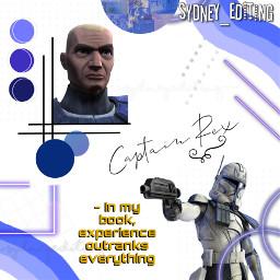 freetoedit rex captainrex clonewars starwars theclonewars clonetrooper