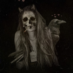 devilgirl devilhorns darkart darkside darkworld fantasyart imagination photomanipulation makeawesome madewithpicsart picsarteffects picsartstickers freetoedit default local srctryon tryon