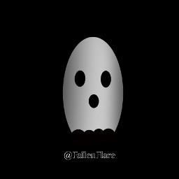 freetoedit ghost halloween
