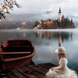 magical paisagem castle freetoedit