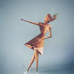 icedancer artisticedit madewithpicsart multipleeffects cutouttool clonetool snowmask tools freetoedit picsart ircicecreamcone icecreamcone