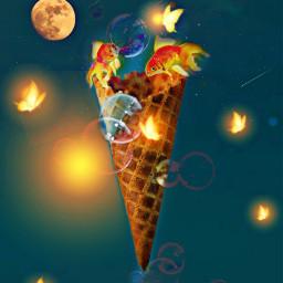 interesting picsart picsartchallenge freetoedit ircicecreamcone icecreamcone challenge
