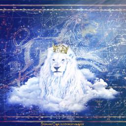 leo kingofthestars starsign starsignleo tinkertailorartist mypieceofpeace freetoedit local