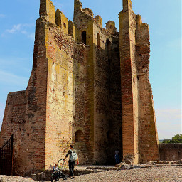 architecture medievalarchitecture history castle ruins italy myphotography freetoedit