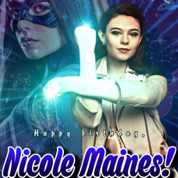 freetoedit nicolesmaines nianal dreamer supergirl supergirlcw arrowverse dccomics thecw